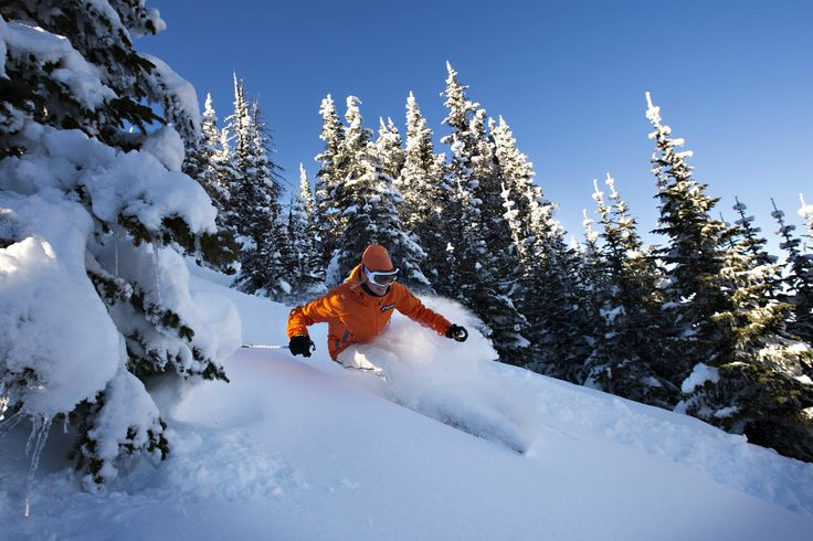 #SkiCanadaTest at beautiful Sun Peaks Resort.