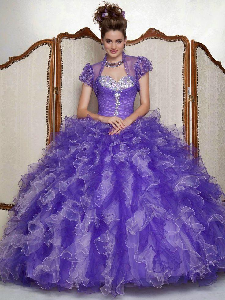 Best 75+ vestidos de 15 images on Pinterest   Vestido de 15 año ...
