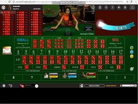Panduan Cara Bermain Sicbo Ion Casino