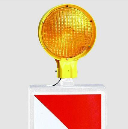 Konstant-Norm LED Bakenleuchte  #Baken #Bakenleuchte #LED #Baustelle #Baustellenleuchte #Verkehrssicherung #Verkehrssicherheit #Sicherheit #VKSB