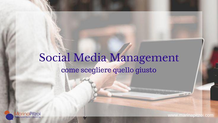 Social Media Management: come scegliere quello giusto