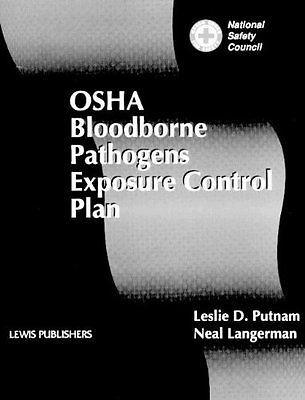 NEW OSHA Bloodborne Pathogens Exposure Control Plan by Neal Langerman