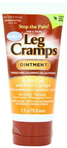 Hyland's  Leg Cramp Ointment, 2.5 Ounce (70.9 g) Hyland's Homeopathic http://www.amazon.com/dp/B0001VKXM8/ref=cm_sw_r_pi_dp_Vdaoub04QSN2G