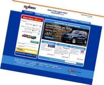 Official Website Of Dollar #CarRental Coupons Picture Of Dollar Car Rental Coupons Website Layout