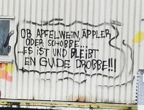 Manchmal sind Hessen pure Poeten: | 24 Fotos, die Hessen verstehen, aber den Rest Deutschlands total verwirren