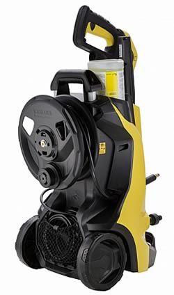 Avvolgitubo idropulitrice incorporato Karcher K4