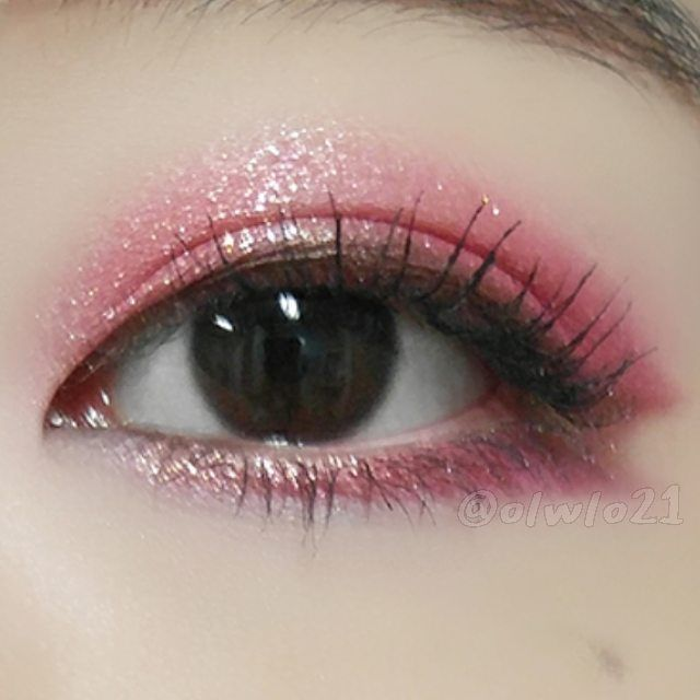 Korea Eye Make Up Idea #Korean #Ulzzang #Makeup #olwlo21 Pin By AkiWarinda