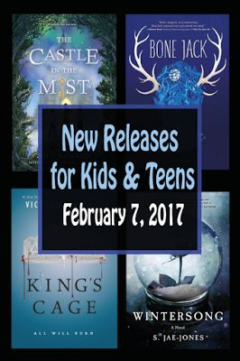 Mrs. ReaderPants: New Releases--February 7, 2017