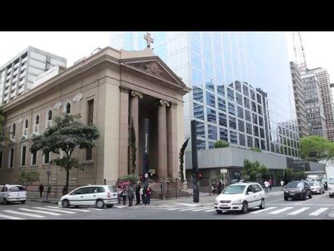 Avenida Paulista, São Paulo, Brazil - http://bookcheaptravels.com/avenida-paulista-sao-paulo-brazil/ - https://www.youtube.com/watch?v=CT9w21f9hCc&utm_source=dlvr.it&utm_medium=feed Source: https://www.youtube.com/watch?v=CT9w21f9hCc Avenida Paulista is a symbol of Brazil's economic power, being a major avenue and business centre in São Paulo, and home to many financial and cultural institutions.   - Avenida, brazil, Paulista, paulo, sao