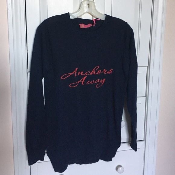 I just discovered this while shopping on Poshmark: NWT Nautical Anchor Sweater   NWT. Check it out!  Size: M, listed by sarahathomas44