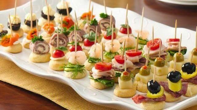 15 Νόστιμες και δροσερές ιδέες για πάρτυ!