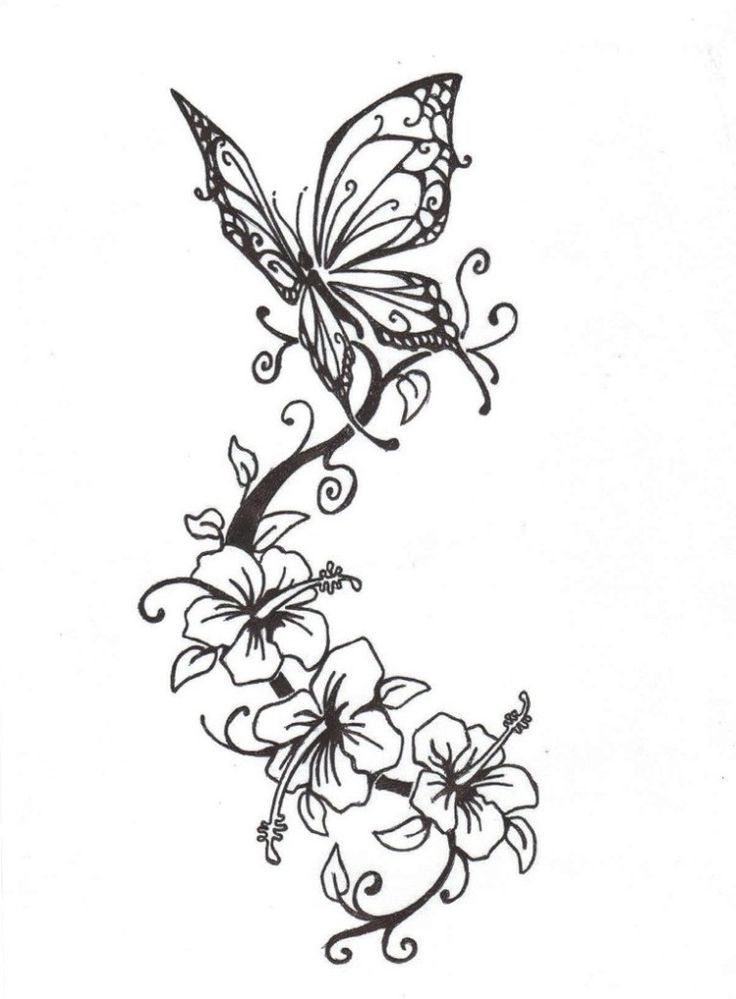 1000+ Ideas About Flower Tattoo Designs On Pinterest | Rose Tattoo