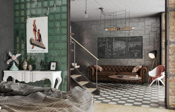 Loft - Галерея 3ddd.ru