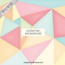 Resultado de imagen para cuadros geometricos en colores pastel