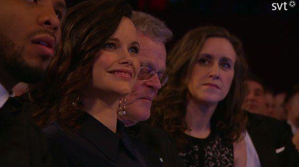 25.01.2016- Принц Карл Филипп и Принцесса София на вручение премии Svenska Idrottsgalan 2016 | 66 photos | VK