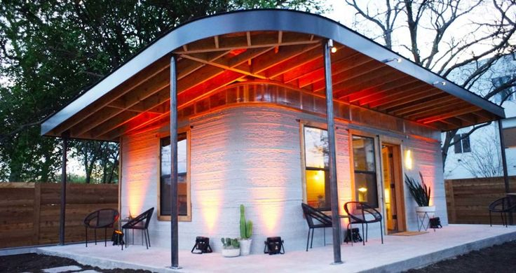 ICON, a startup from Austin in Texas, has found a possible way to solve the world's mass housing problem: with 3D printing, albeit a humongous version. Rec
