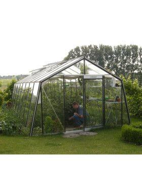 Géniale la serre ! Juste ce qu'il faut pour un jardin de taille moyenne. Marque : ACD Serres - 22.5 m²