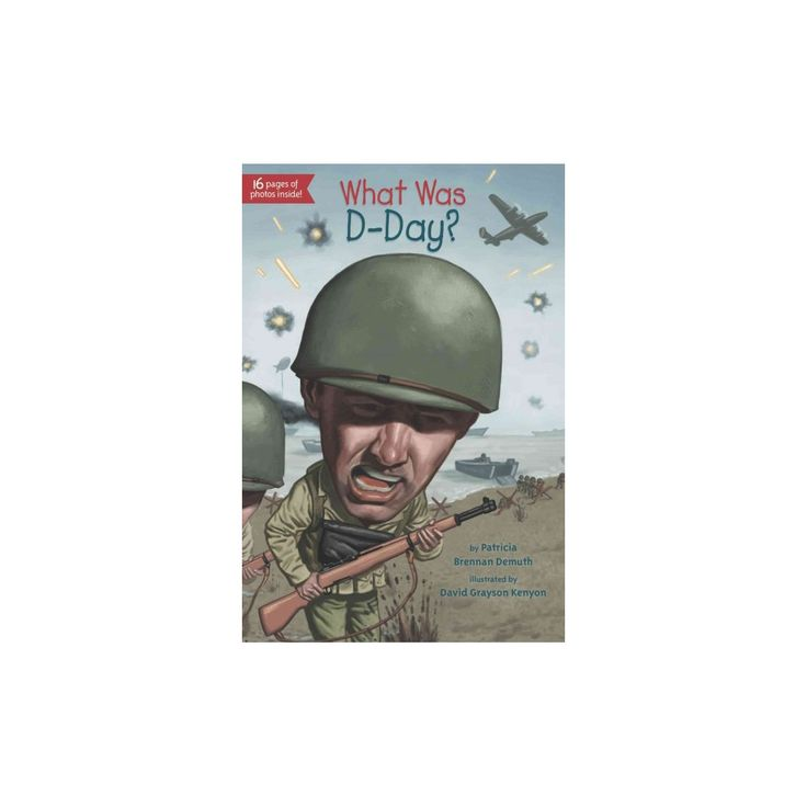 What Was D-day? (Paperback)