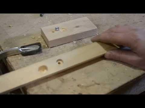 Интересный прием сверления. Приспособление для него. | стройка и ремонт | Postila