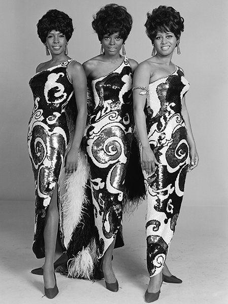 Diana Ross & The Supremes! 1960s Fashion, Girl Fashion, Fashion Music, Diana Ross Supremes, Mary Wilson, Women Of Rock, Vintage Black Glamour, Bob Mackie, Motown
