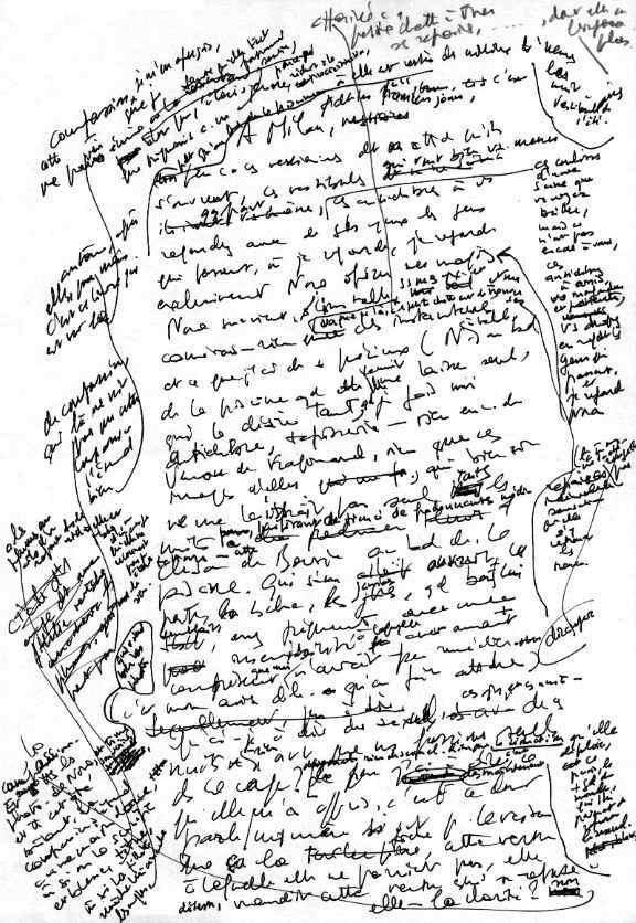 Muriel Cerf script