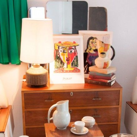 Quaint 'danish' style dressing table - Available for R 690 @ www.moregoodstuff.co.za