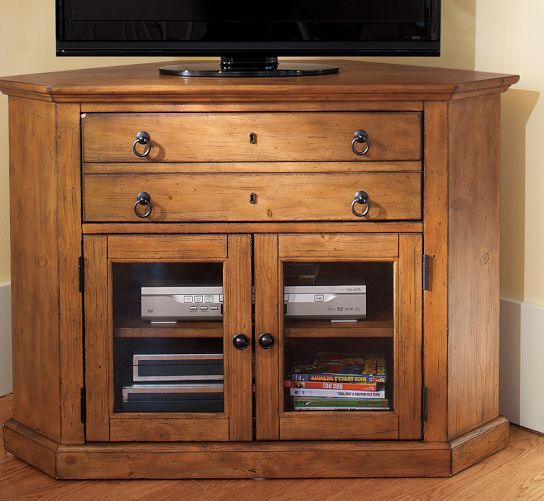 Corner Media Cabinet With Hutch Woodworking Projects Amp Plans