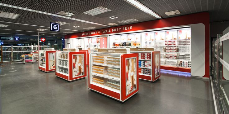 Mostaza Design | Dufry | Basel Airport | Duty-free shop | Furniture design concept | #retaildesign #mostazadesign #dufry #interiordesign #interiors #retail #dutyfree #travelretail