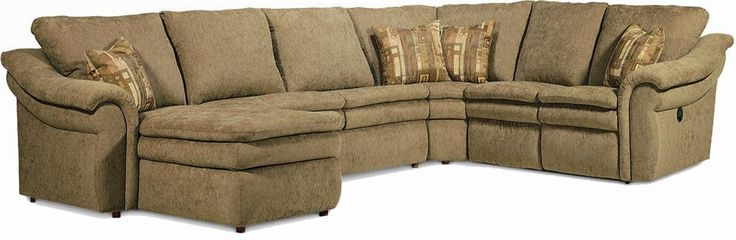 Devon 5 Piece Sectional with Chaise and Sleep Sofa | New Sectional | Pinterest | Basements Lofts and Living rooms : lazy boy devon sectional price - Sectionals, Sofas & Couches