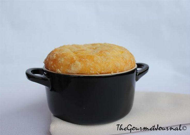 """Suflé de Calabaza y Queso Parmesano    Encuentra esta """"Receta para Impresionar"""" en wp.me/p1gWd1-qi"""