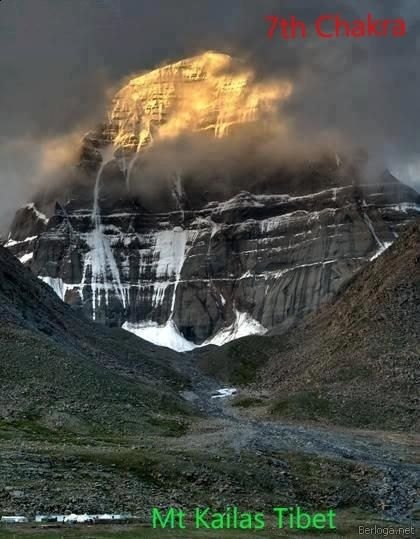 Mt Kailas is a peak in the Kailash Range (Gangdisê Mountains), which forms part of the Transhimalaya in Tibet. It is considered a sacred place in four religions: Bön, Buddhism, Hinduism and Jainism. The mountain lies near Lake Manasarovar and Lake Rakshastal in Tibet.