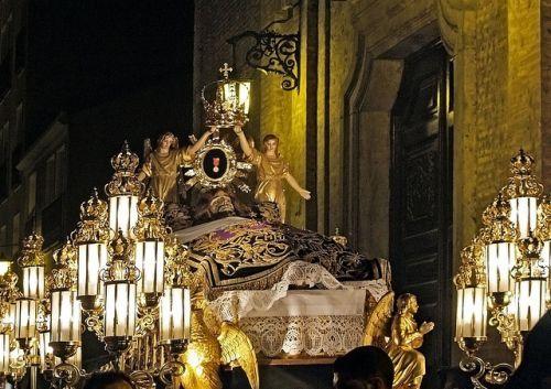 Cristo de la Cama iglesia Santa Cruz