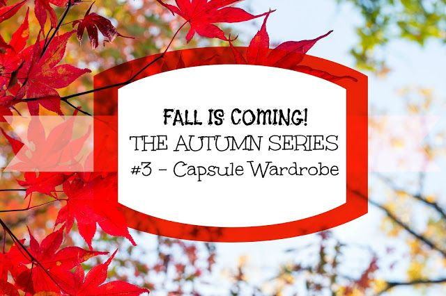 Above The Clouds: Fall is Coming – Armadio in Pillole Autunnale