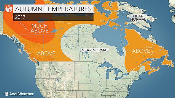Canada fall 2017 outlook