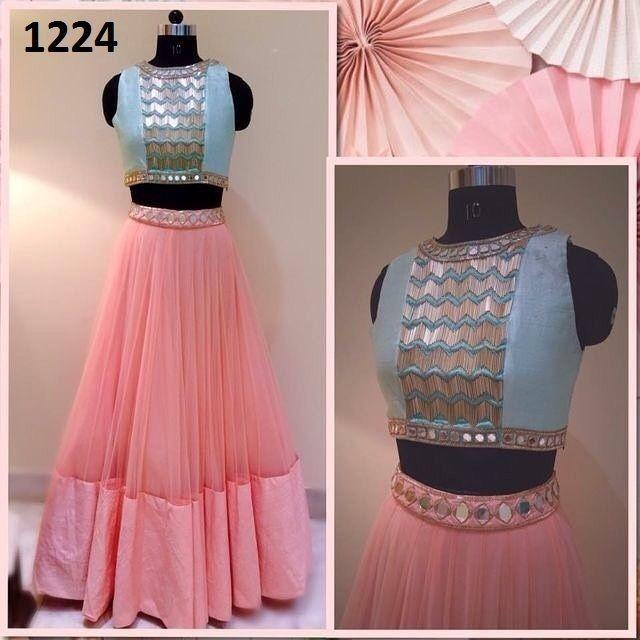Designer Party Wear Wedding Indian Pakistani Saree Sari Bollywood Ethnic Lehenga #indianethnicwears #bollywood