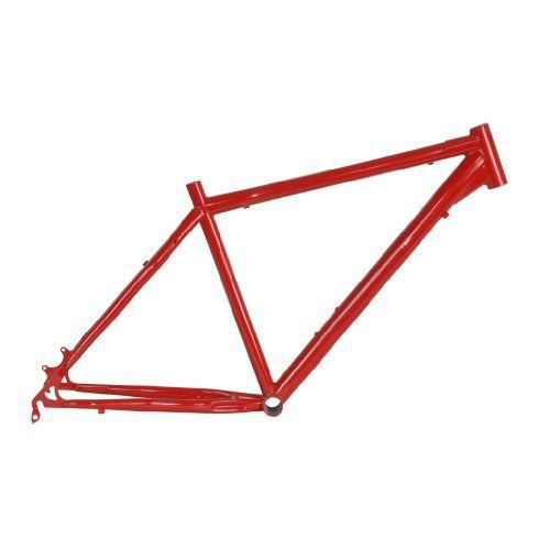 """Product review for CFG Cycle Force Cro-mo MTB 26 Frame - Are you a do-it-yourselfer? If so the Cycle Force Cro-mo MTB 26 Frame 14-Inch might be for you. These frames are rugged and lightweight at the same time. These frames are made of Chromoly.       Famous Words of Inspiration...""""After all, it is style alone by which posterity..."""