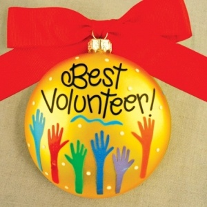86 best volunteer appreciation ideas images on pinterest volunteer volunteer application gift for christmas negle Choice Image