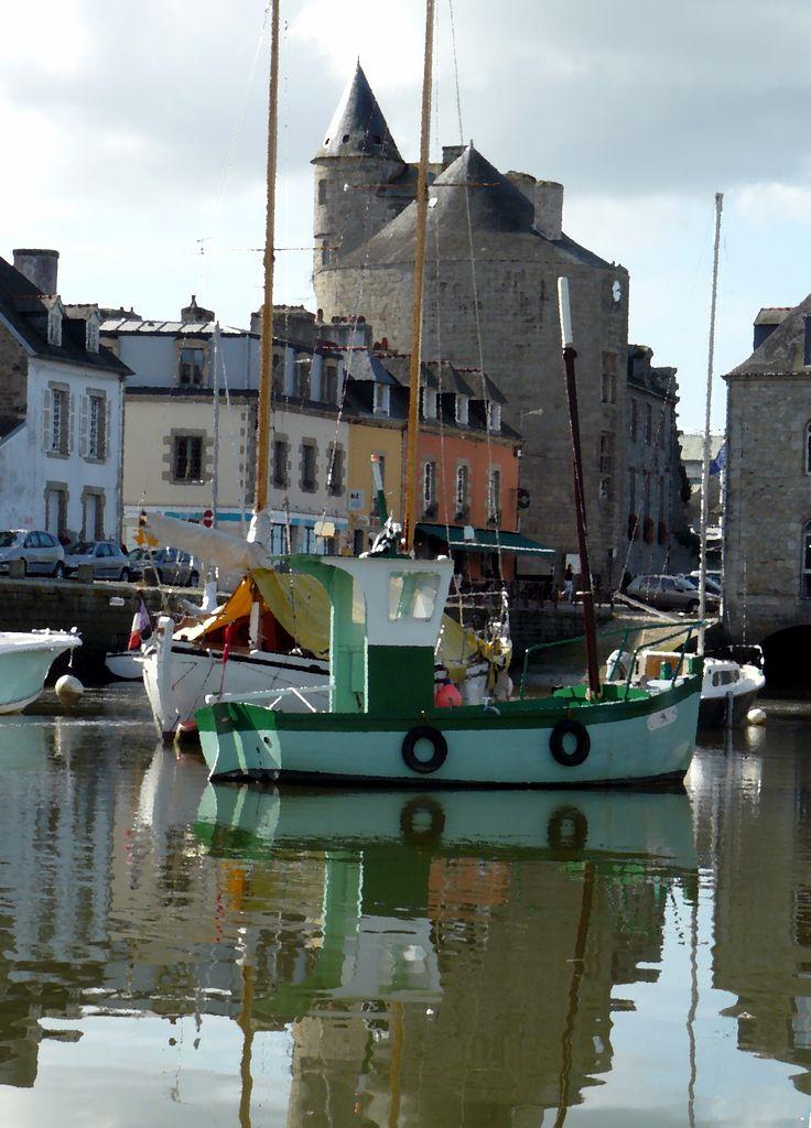 Pont-l'Abbé à Bretagne