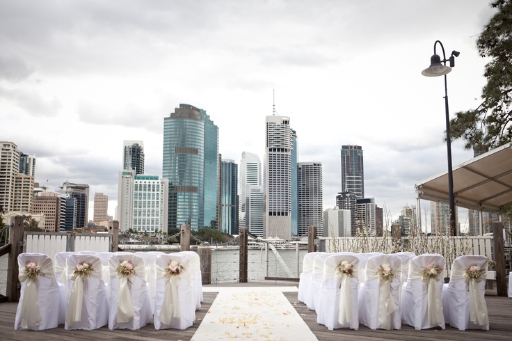 Wow! Imagine your wedding here @ Riverlife!