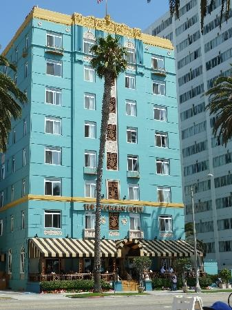 The Georgian Hotel, Santa Monica Beach