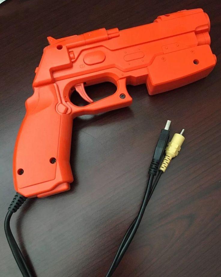 PS2 Gun Video game gun PS2 Playstation 2 Namco G/C GunCon 2 Free shipping  | eBay