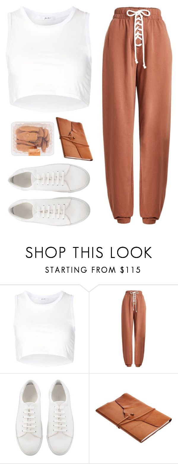 """""""coffee break"""" by rocklikeachampion ❤ liked on Polyvore featuring Julien David, Puma and 146"""
