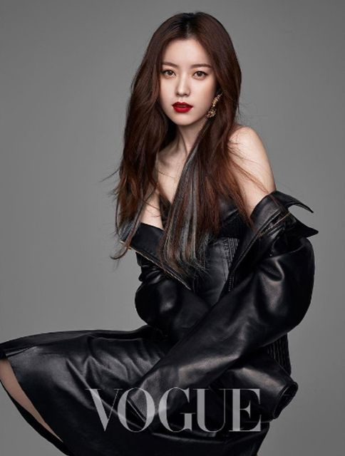 Han Hyo Joo Covers March Vogue Taiwan | Couch Kimchi