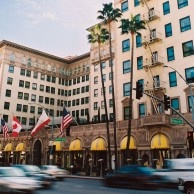 Beverly Wilshire, a Four Seasons Hotel.