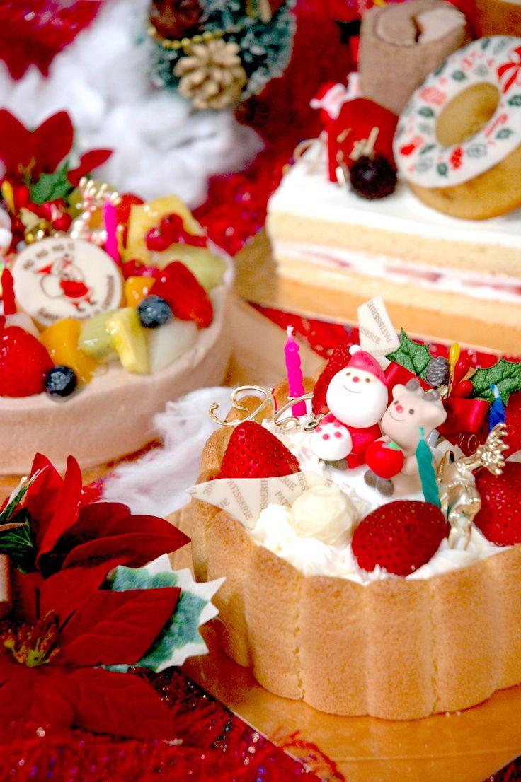 2014年 クリスマスケーキ☆