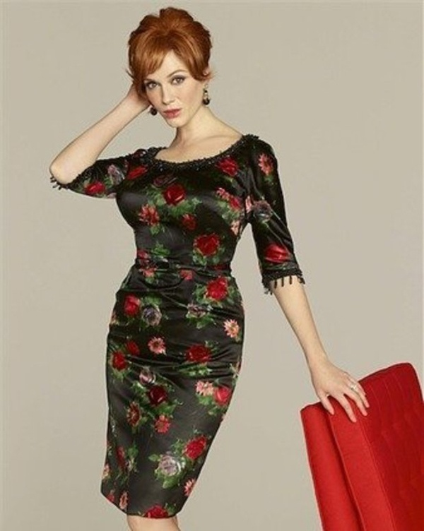 Mad Men/Season 5 - Christina Hendricks - She is amazing!
