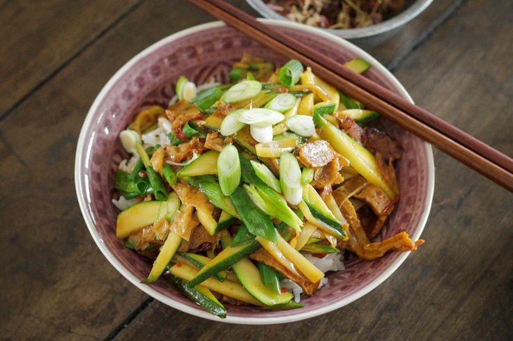 Ich bin verliebt in Szechuan-Pfeffer! Und da unser Szechuan-Pfeffer-Curry ja jetzt nicht gerade traditionell ist, wird heute etwas klassischeres nachgelegt.