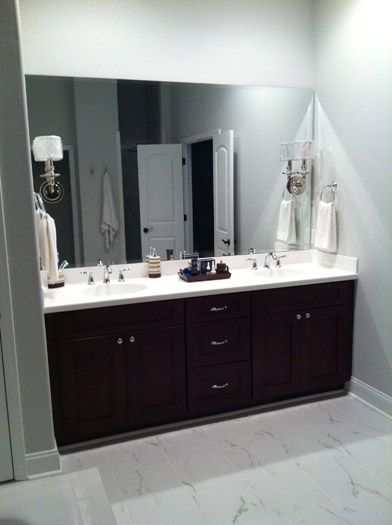 420 best images about kck bath vanities sink chests - Using kitchen cabinets for bathroom vanity ...