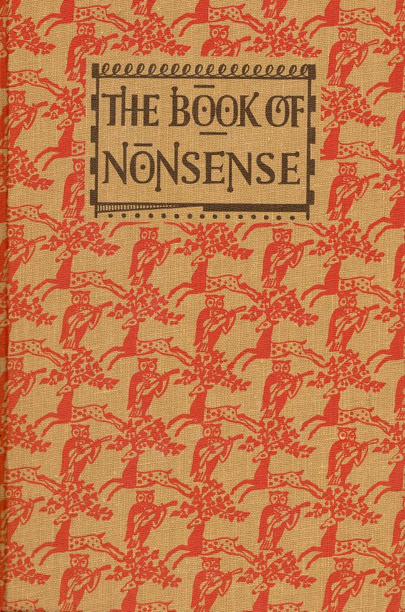 The Book of Nonsense, David Michael Slater, (1956) | The book is ancient, ravaged and full of utter nonsense. But the moment it enters Daphna and Dexter's lives, bizarre things begin to happen. Why is their father, who found the book, suddenly so distant? Daphna and Dexter can't stand each other, but they'll have to work together to learn the truth about the 'Book of Nonsense' - before their lives come apart completely.