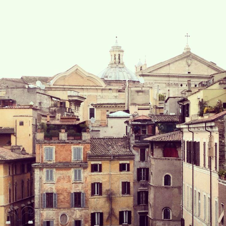 Tetti Piazza della Moretta